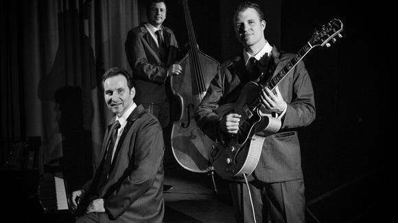 Nice King Paul Trio - Jazz Oldschool Swing Live Act in Dachau