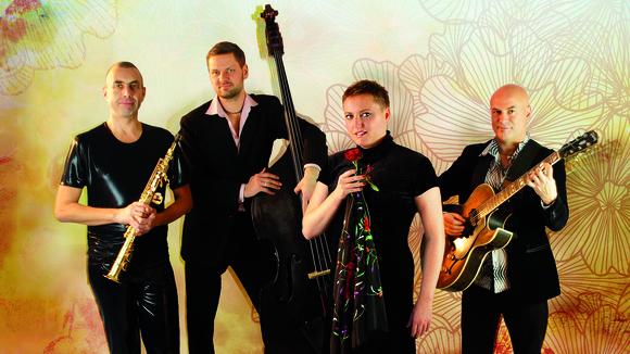 Spanish Mode  - Worldmusic Jazz Chanson Swing Tango Live Act in Leipzig