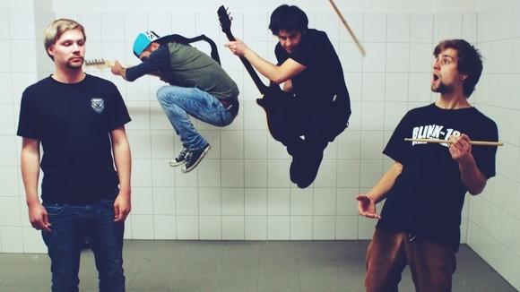 RoomSix - Skatepunk Melodic Punk Rock Post-Punk Punk Punkrock Live Act in Remscheid