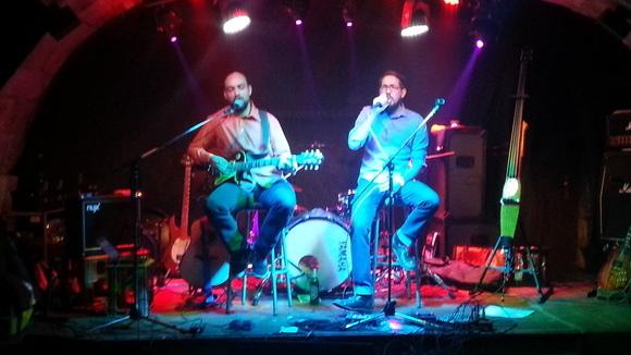 OttnGeee - Acoustic Pop Singer/Songwriter Ska Reggae Improvisation Live Act in Potsdam