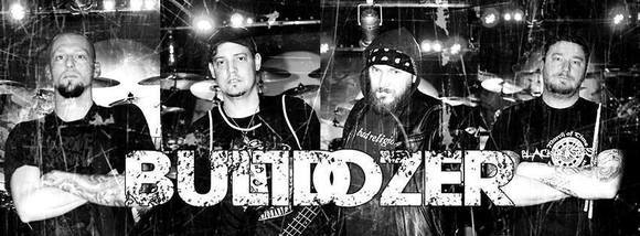 BULLDOZER  - Hardcore Live Act in Villach