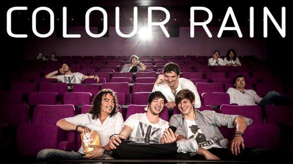 Colour Rain - Pop Rock Live Act in Mühlhausen