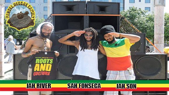MINDEL REGGAE FAMILY - Roots Dub Reggae African DJ in AMADORA