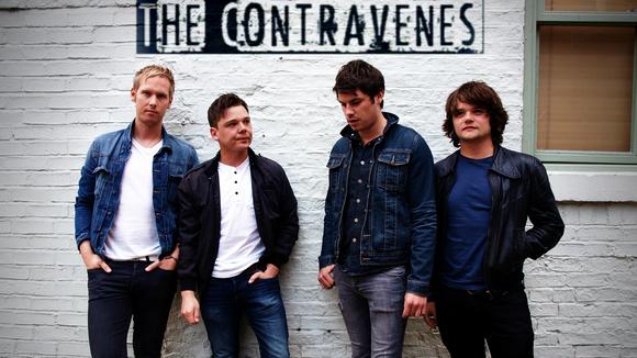 The Contravenes - Indie Pop Rock 'n' Roll Alternative Rock Indie Live Act in Leeds