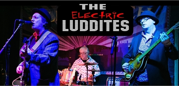 The Electric Luddites - Rock Punk Alternative Rock Garage Rock Live Act in Sheffield