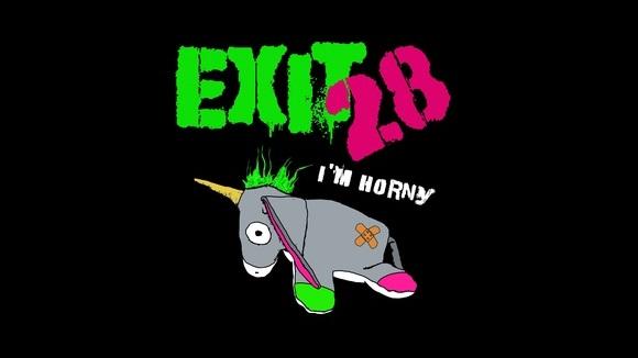 Exit 28 - Punk Post-Punk Punk Skatepunk Garage Rock Live Act in Simonswald