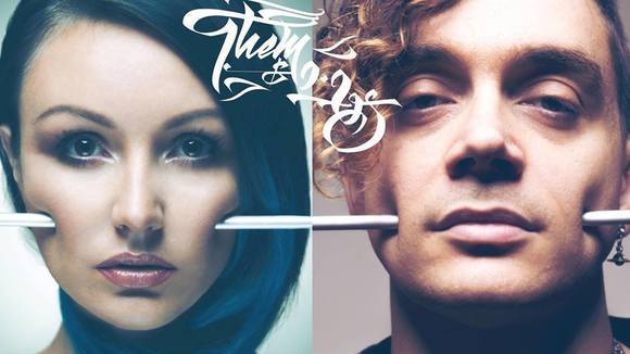 Them&Us - Dance Music Alternative Pop Pop Synthiepop Electro Live Act in London