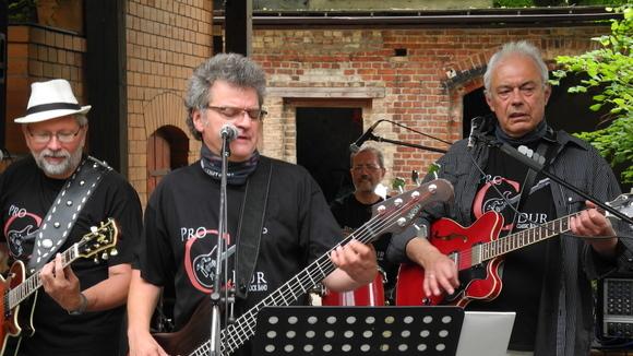 ProCdur - Cover Britpop Rock Cover Garage Rock Live Act in Königs Wusterhausen