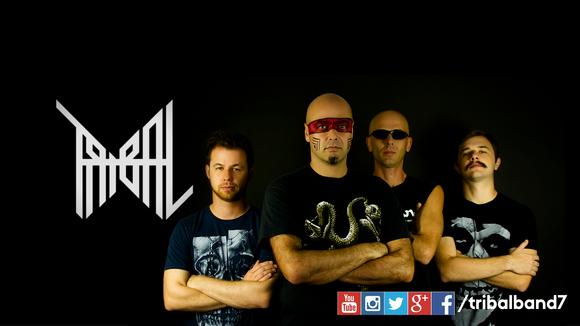 TRIBAL - Metal Metalcore Heavy Metal Progressive Metal Djent Live Act in Curitiba