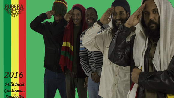 RUBERA ROOTS BAND - Roots Reggae African Live Act in REBOLEIRA - AMADORA