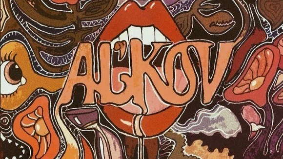 AL'KOV - Artrock Psychedelic Rock Rock Alternative Rock Acid Rock  Live Act in Saint-Petersburg