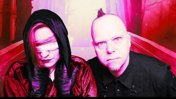 LVX AETERNA - Synthiepop Gothic Electropop Live Act in Dortmund