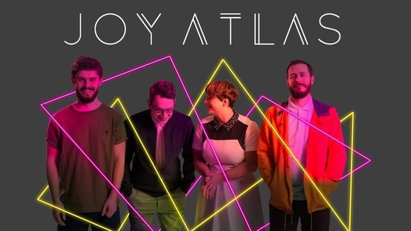 Joy Atlas - Electropop Indiepop Pop Electronic Indie Electropop Live Act in Newcastle Upon Tyne
