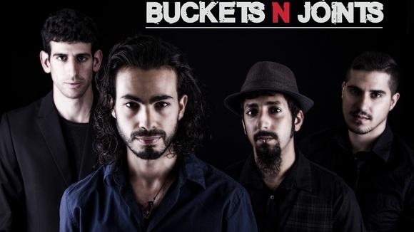 Buckets N Joints - Alternative Rock Heavy Rock Grunge Hard Rock Rock Live Act in Tel Aviv