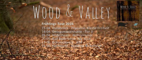 Wood & Valley - Singer/Songwriter Folk Folk-Punk Live Act in Georgsmarienhütte