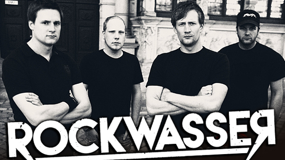 Rockwasser - Deutschrock Deutschrock Punk Rock Deutsche Texte Live Act in Legden-Asbeck