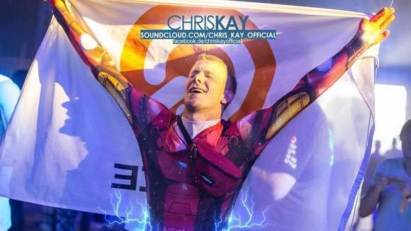 Chris Kay - Hardstyle DJ in Hamburg