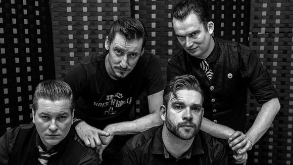 MR TWIST - Rock 'n' Roll Rockabilly Punk Surf Country Live Act in Leipzig