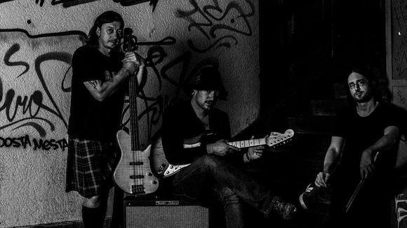 Ricochet - Stoner Rock Progressive Rock Live Act in Belgrade