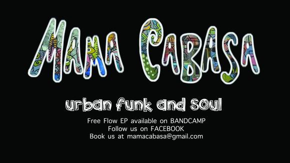 Mama Cabasa - Funk Disco Funk Rock Soul Live Act in Bristol