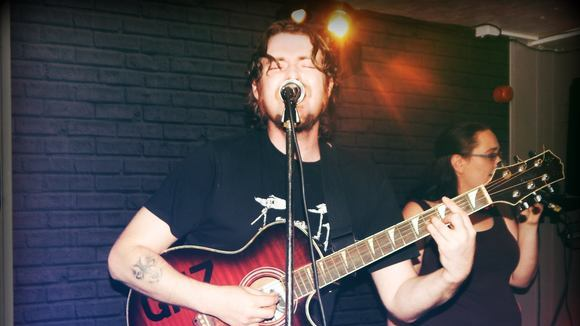 Gaz Bailey - Acoustic Rock Live Act in Darwen