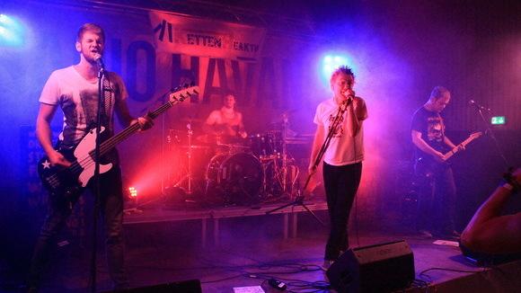 Kettenreaktion - Punkrock Hardcore Punk post hardcore Punk Alternative Punk Live Act in Dörzbach