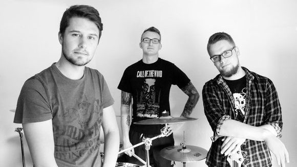 Oktavist - Postrock Rock Live Act in Oederan