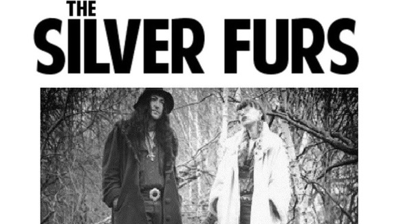 The Silver Furs - Indie Indiepop Britpop Rock Garage Rock Live Act in Berlin