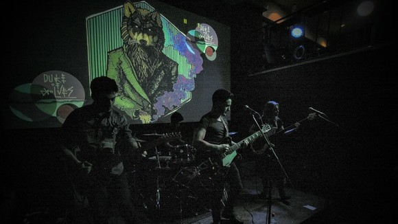 Duke of Wolves - Rock Live Act in London