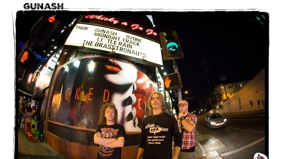 GUNASH - Alternative Rock Grunge Live Act in Turin