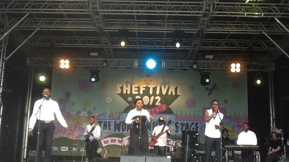 SOUKOUS REVELATION - African Afrobeat Gospel Rumba Live Act in SHEFFIELD