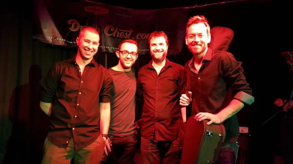 Toast - Modern Rock Britpop Rock Cover Indie Live Act in Sheffield