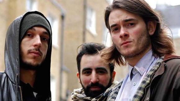 Blind Pilgrim - Blues Rock Blues Grunge garage blues Garage Rock Live Act in London