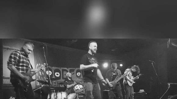 Redwood Avenue - Metal Live Act in Pwllheli