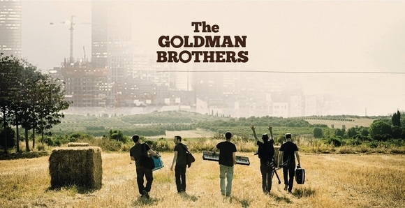 The Goldman Brothers - Alternative Rock Live Act in Tel Aviv
