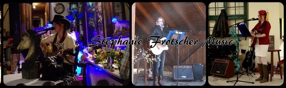 Stephanie Frotscher Music  - Country Rockabilly Alternative Country New Country Eigene Songs Live Act in Meißen
