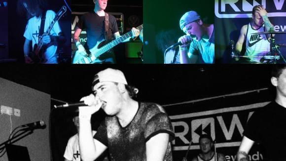 heart of leo - post hardcore Metalcore Rock Melodic Screamo Live Act in wrexham