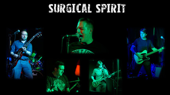 Surgical Spirit - Rock/Blues Classicrock Hard Rock Blues Rock Unplugged Live Act in Höhenkirchen-Siegertsbrunn