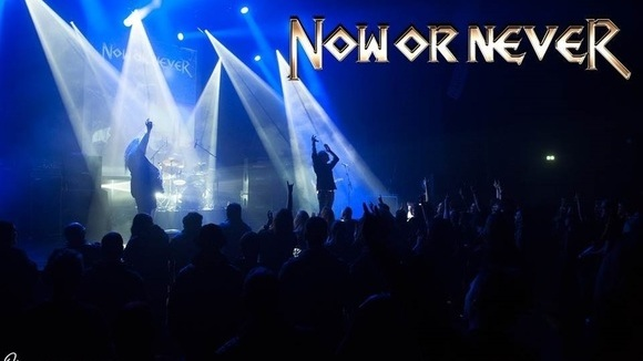 Now or Never - Melodic Metal Rock Melodic Live Act in geneva