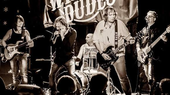 WILD DUDES - Hard Rock Rock Live Act in Haan