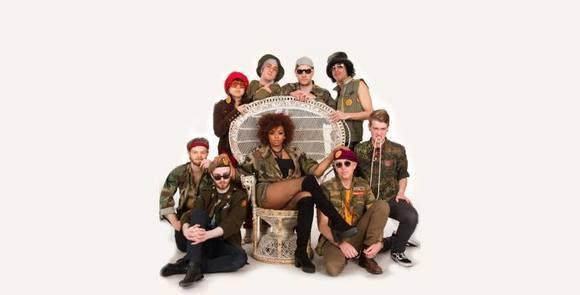 Galactic Funk Militia - Funk Dance Hip Hop Live Act in Liverpool