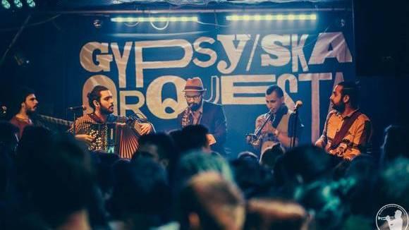 Gypsy Ska Orquesta (VE) - Balkanbeats Latin Punk Ska Reggae Live Act in Caracas