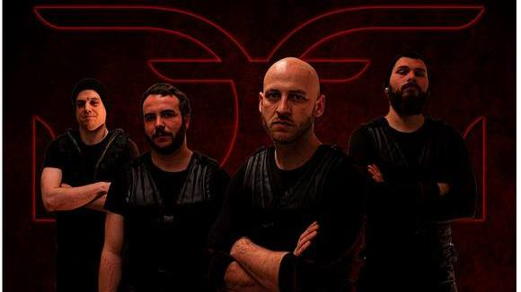 Deliver The Galaxy  - Melodic Death Live Act in Quedlinburg