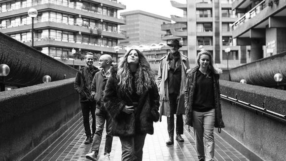 Echo Trails - Alternative Rock Postrock Female Live Act in Cambridge