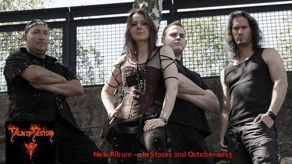 Dawn Of Destiny - Symphonic-Metal Heavy Metal Rock Melodic Power Metal Live Act in Bochum