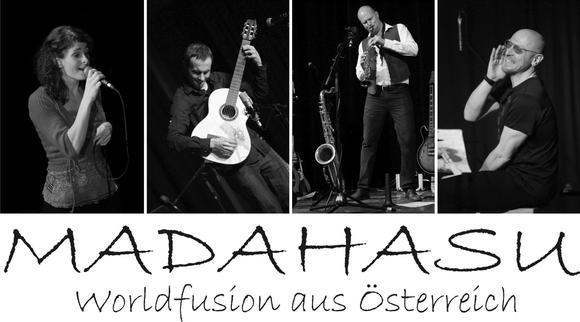 MADAHASU - World Jazz Live Act in Neufelden