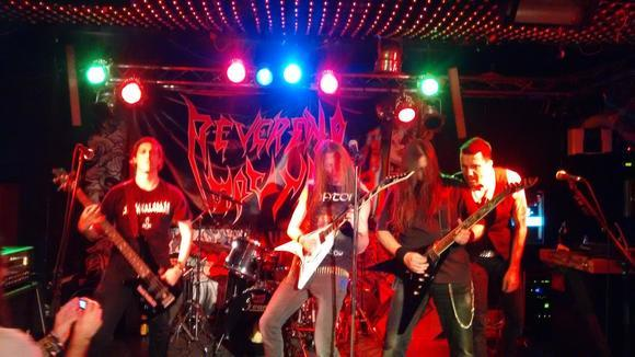 Reverend Hound - Heavy Metal Metal Heavy Metal Melodic Metal Thrash Metal Live Act in München