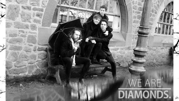 We are Diamonds. - Rock Pop Live Act in Hainburg