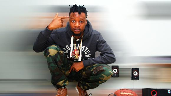 MCskill ThaPreacha - Hip Hop Rap Live Act in Lagos