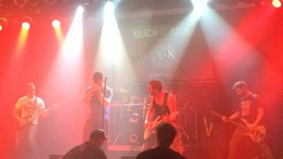 Ronzn und die Zauberschneckn - Rock Punk Rock Deutsche Texte Eigene Songs Live Act in Kronach